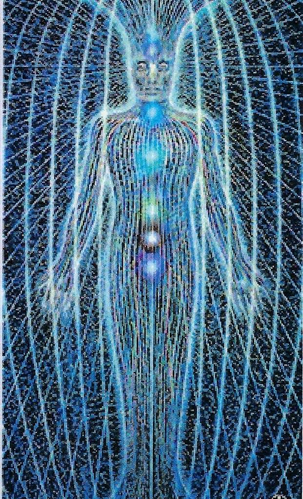 Het derde of astrale lichaam maakt zich gemakkelijk los van de fysieke en etherische lichamen.